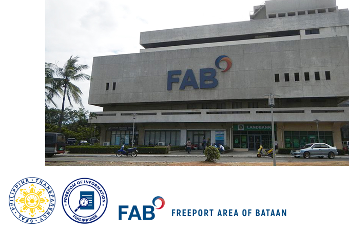 REPUBLIC OF THE PHILIPPINES AUTHORITY OF THE FREEPORT AREA OF BATAAN