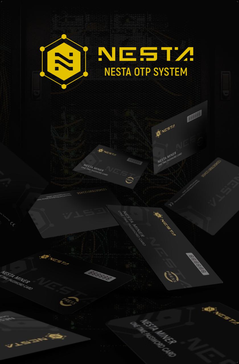 NESTA OTP SYSTEM
